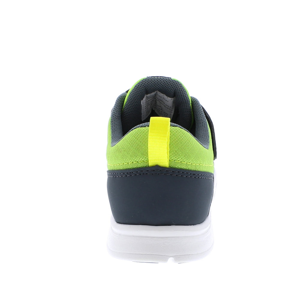 TURBO Child Shoes (Green/Gray)