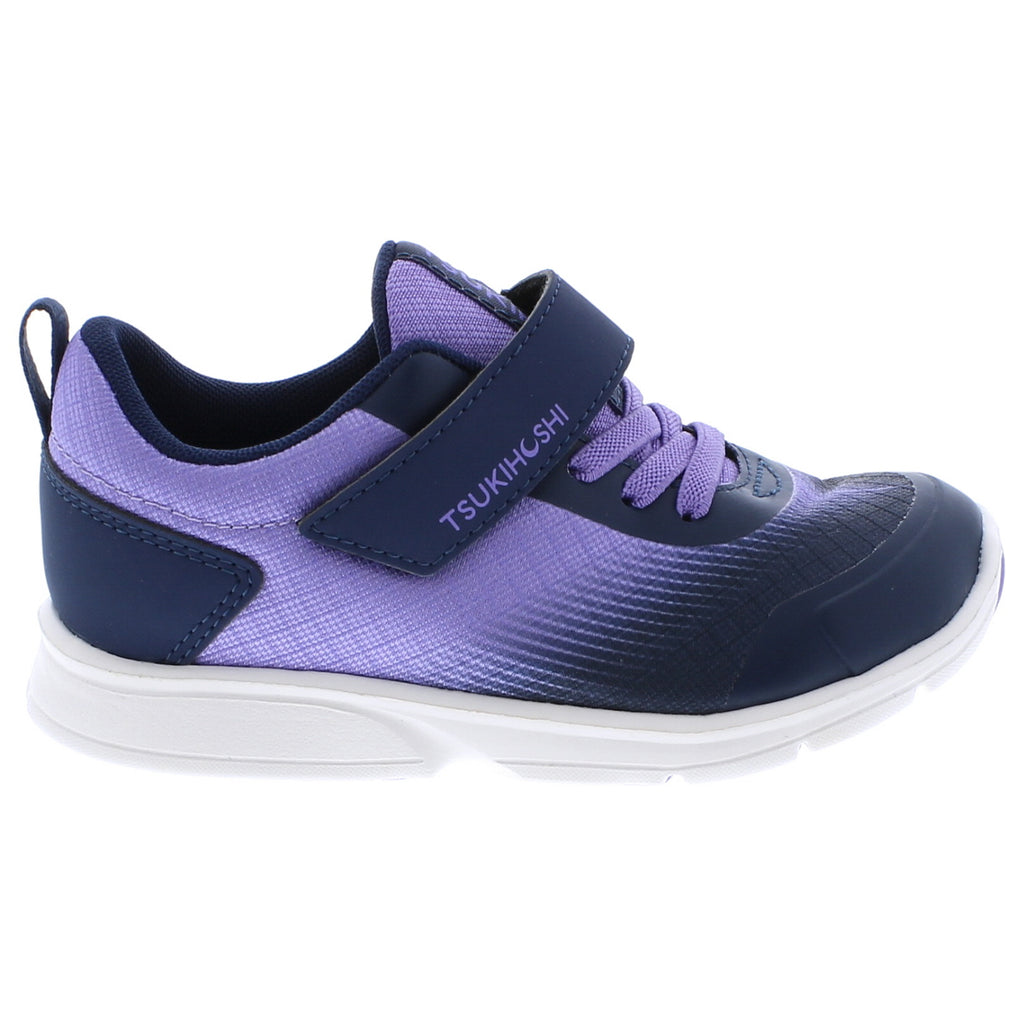 TURBO Child Shoes (Purple/Navy)