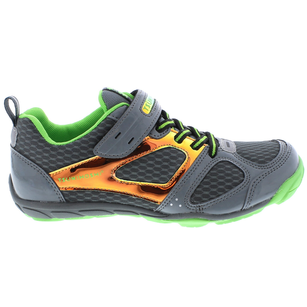 MAKO Youth Shoes (Gray/Green)