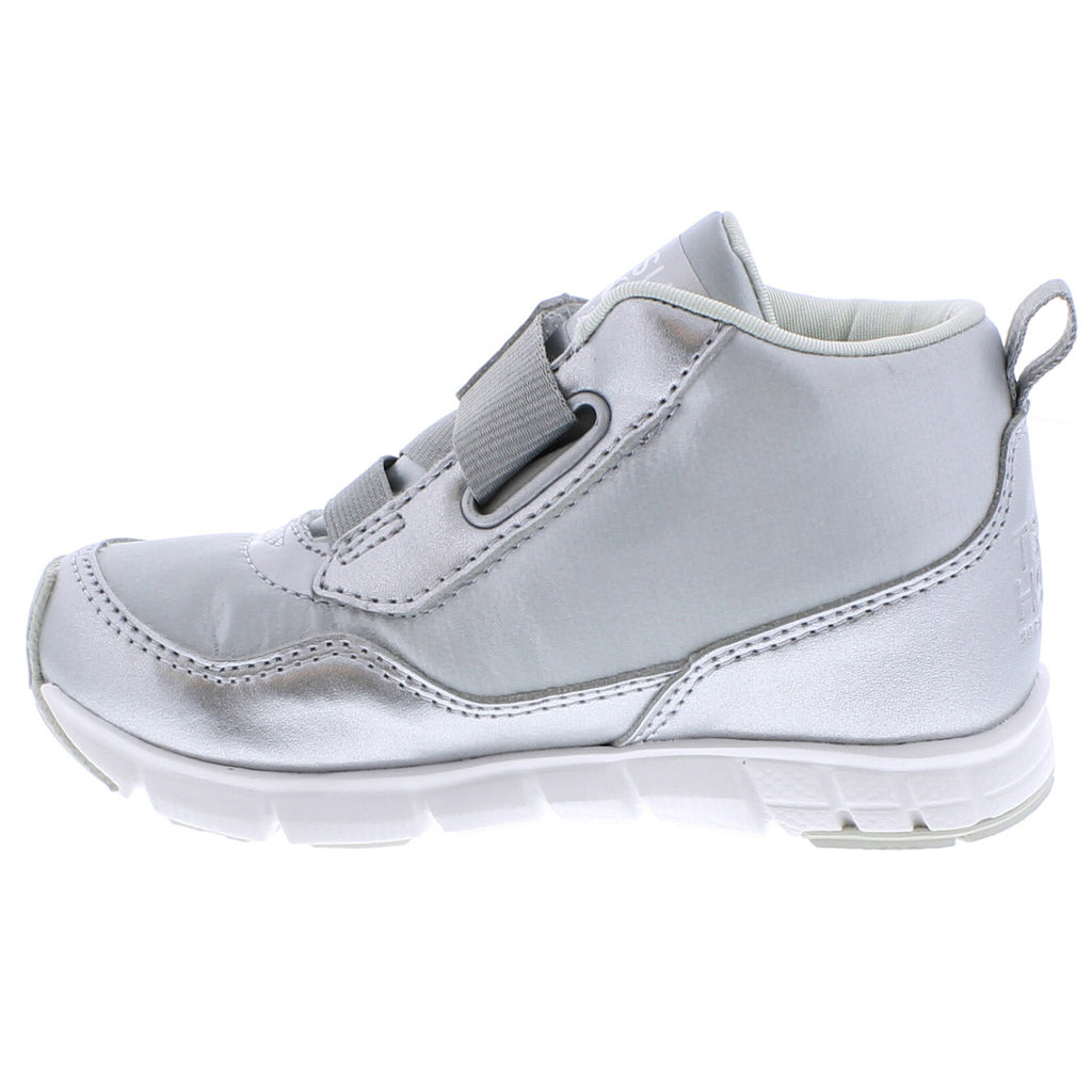 TOKYO Child Shoes (Silver/Silver)