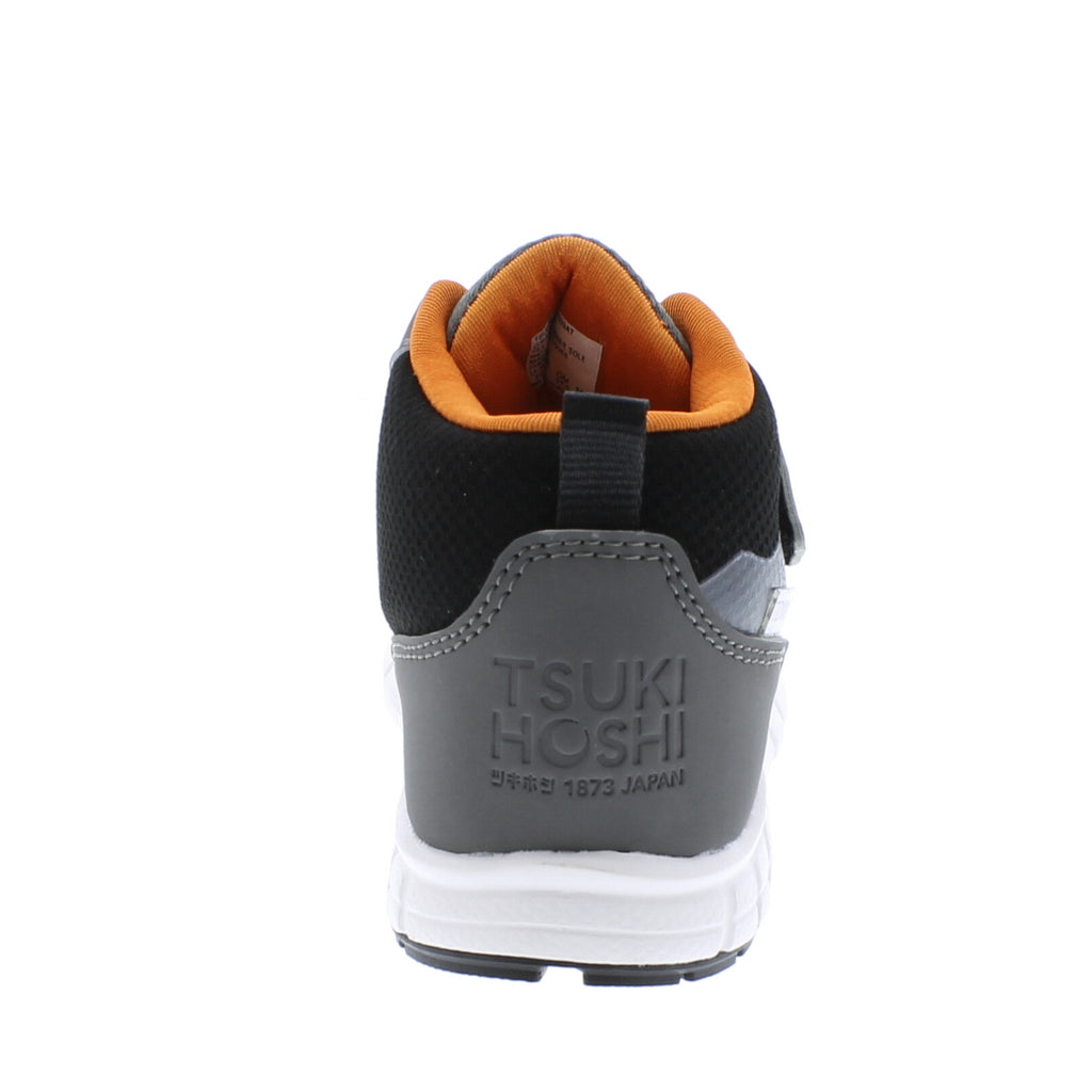 TOKYO Child Shoes (Gray/Orange)