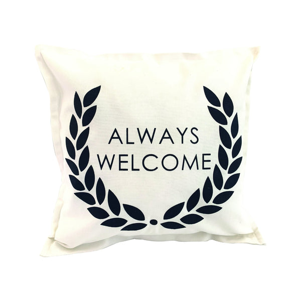 Always Welcome Pillow