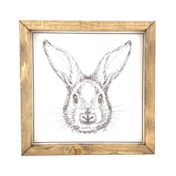 Bunny <br>Framed Art
