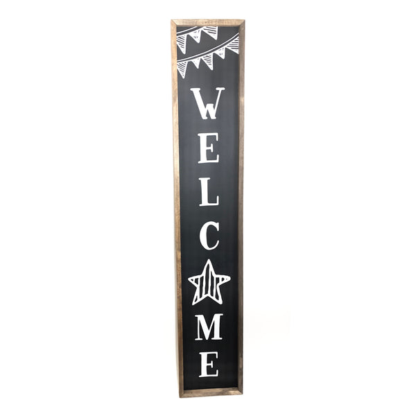 Welcome Star <br>Porch Board
