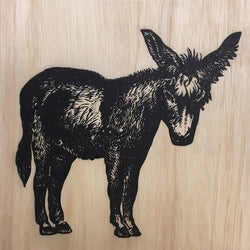 Mule Frameless Wood Board