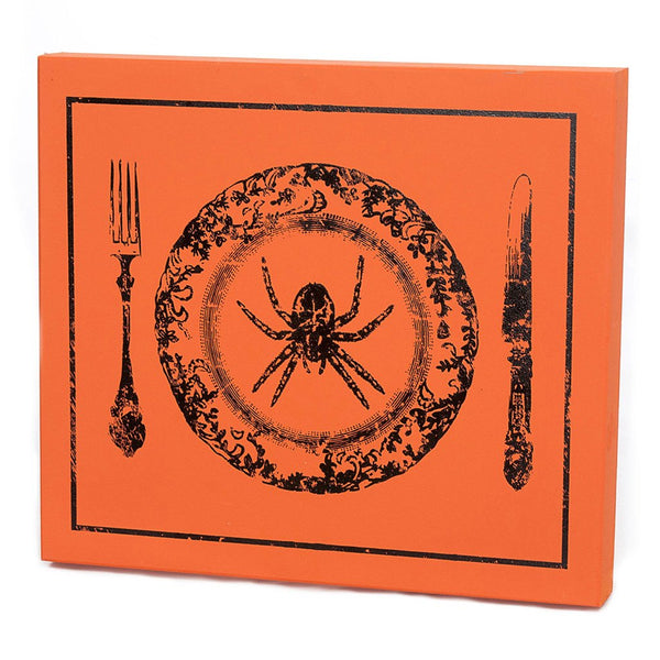 Spider Plate Small Panel