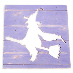 Witch Small Plank