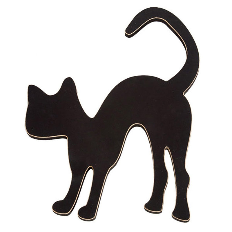 Black Cat Shape