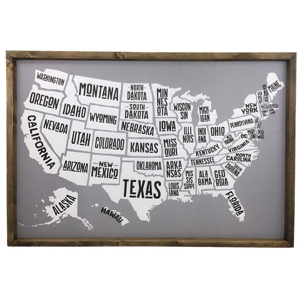 States Pinboard