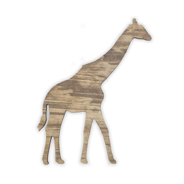 Giraffe Wooden Shape