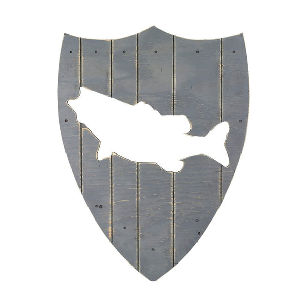 Bear Shield Plank