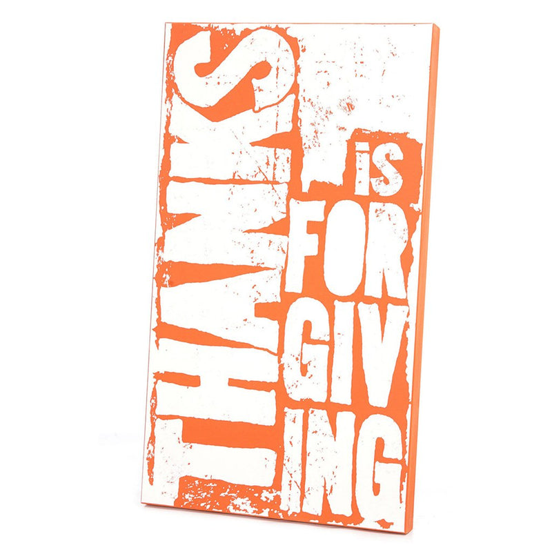 Thanks is for Giving Panel