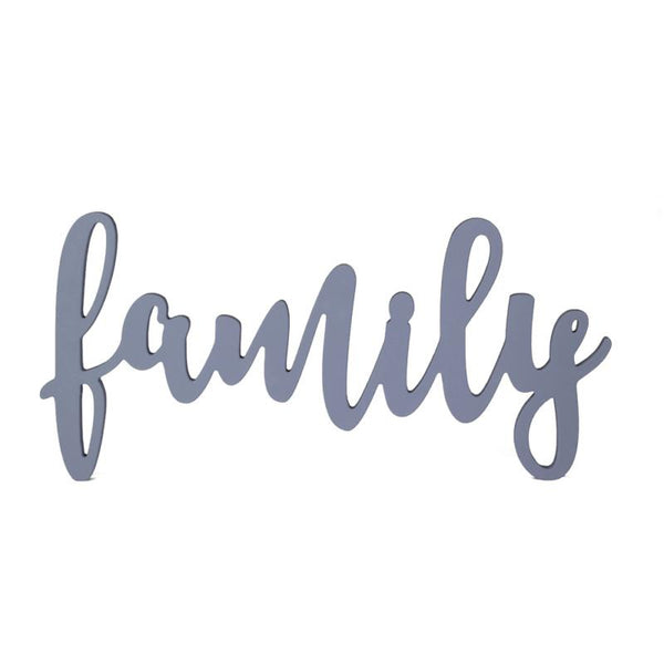 Family Wall Word