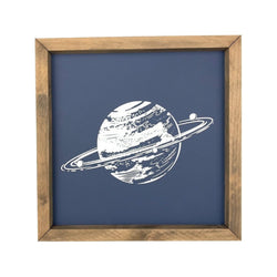 Planet Framed Art