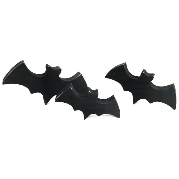 Bat Shape Cutout <br>Set of Three