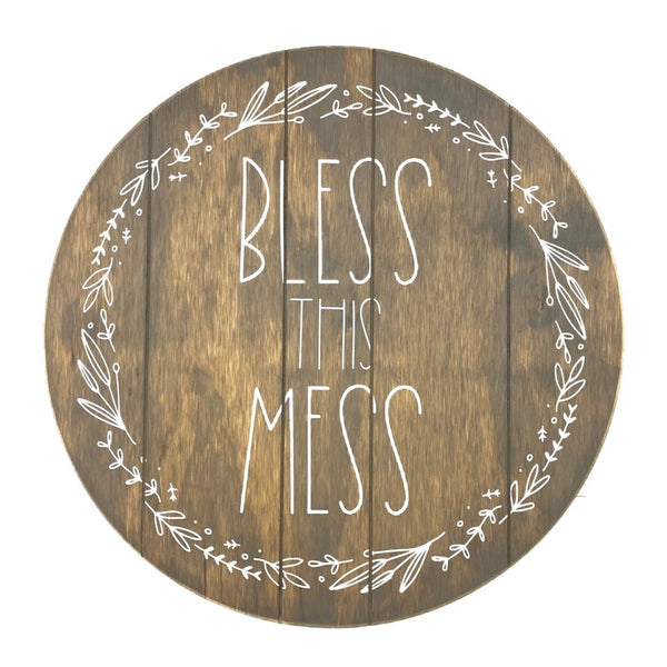 Bless This Mess <br>Lazy Susan