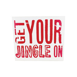Get Your Jingle On Small Panel