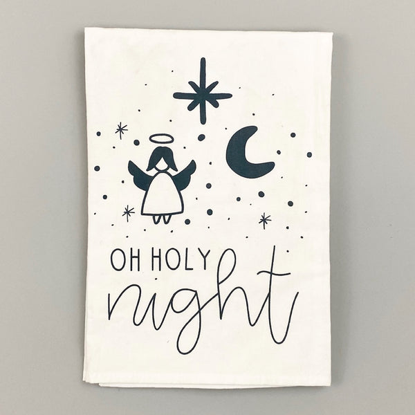 Oh Holy Night <br>Dish Towel