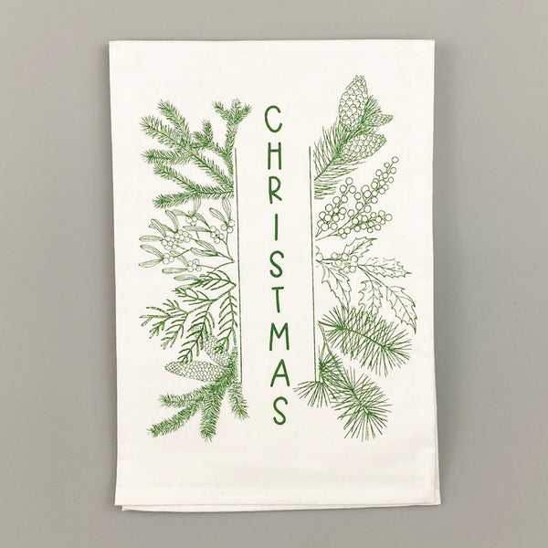 Christmas <br>Dish Towel