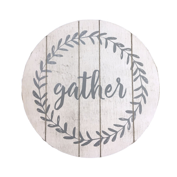 Gather <br>Lazy Susan