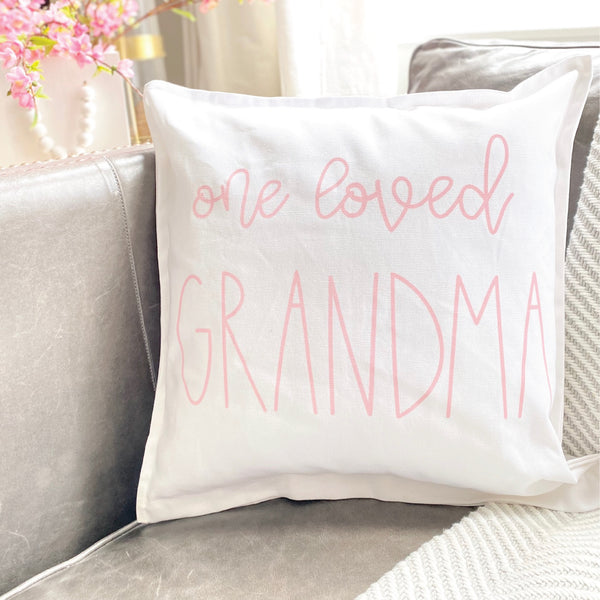 Choose Your Design <br>Holiday Pillow