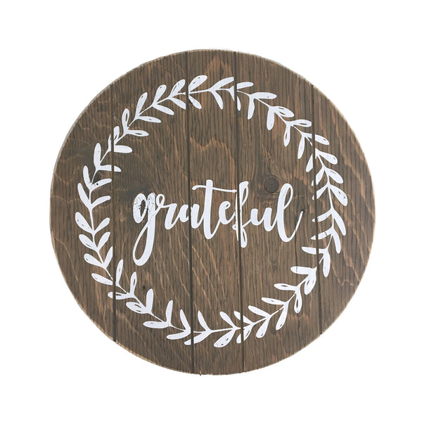 Grateful <br>Lazy Susan