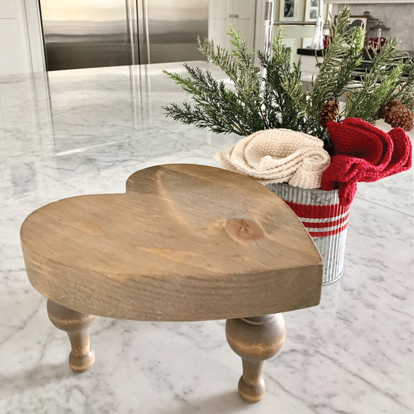 Heart Decorative Stand