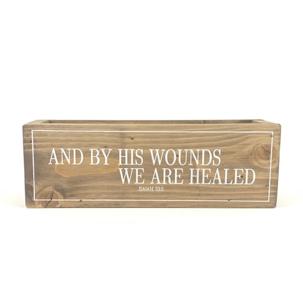 By His Wounds <br>Easter Box