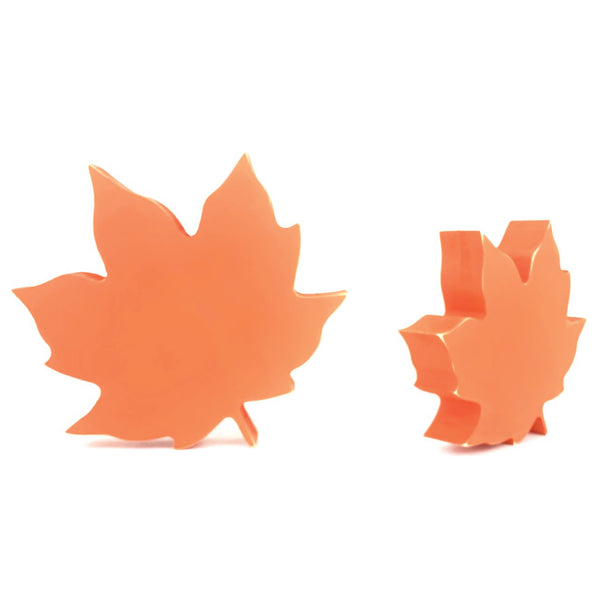 Leaf Shape Cutout