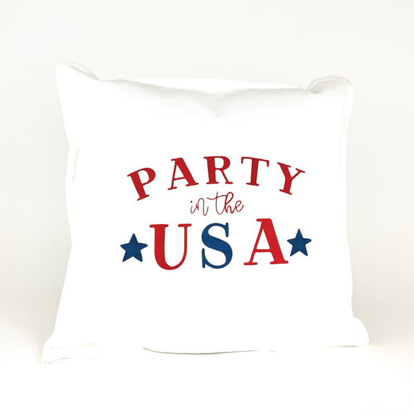 Party in the USA Pillow