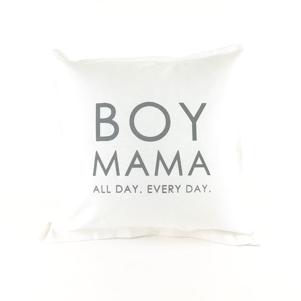 *12T Favorite* <br>Boy Mama Pillow