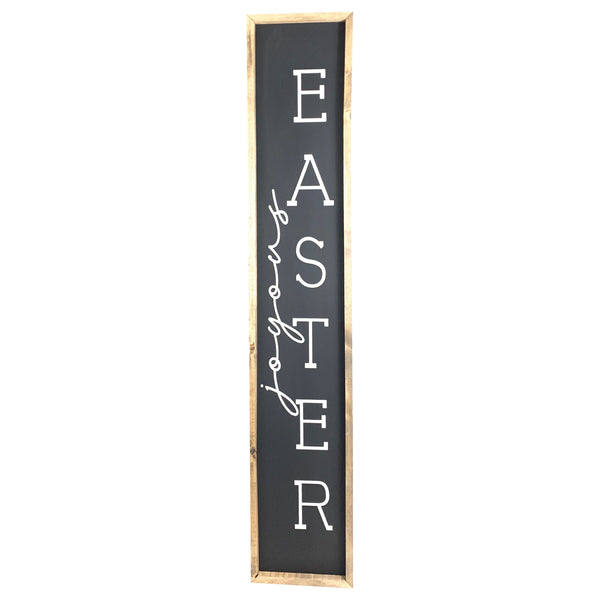 Joyous Easter <br>Porch Board