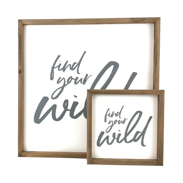 XOXO <br>Framed Saying