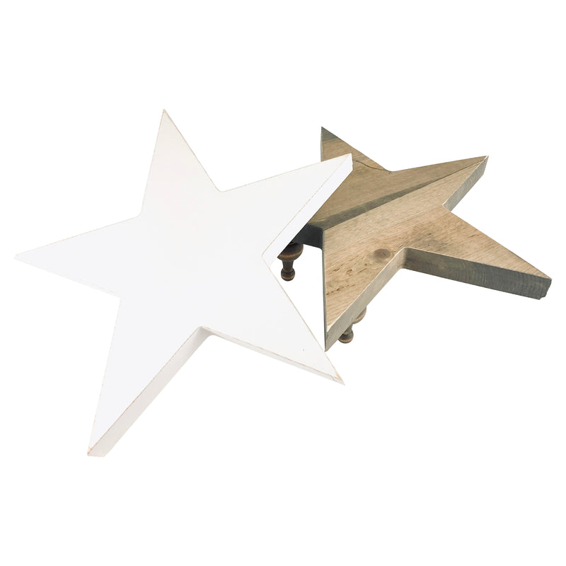 Star Decorative Finial Stand