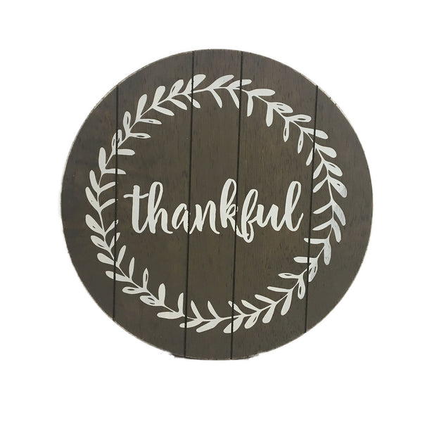 Thankful <br>Lazy Susan