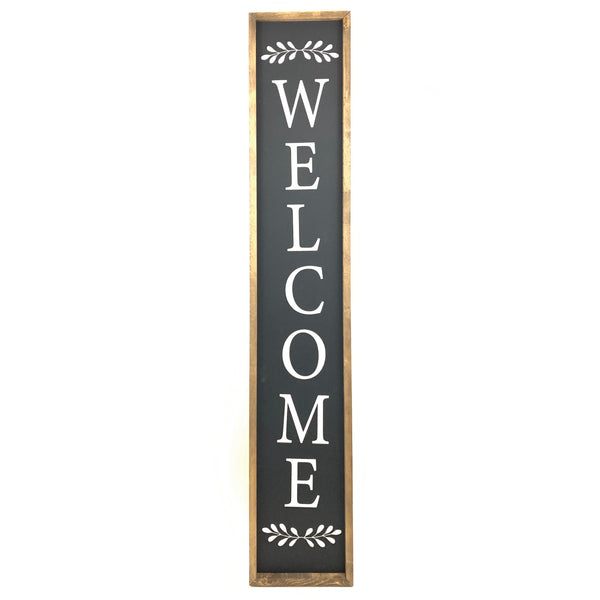 Welcome <br>Porch Board