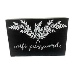 Sprig WiFi Password Block