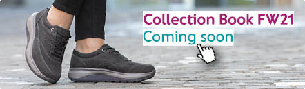 Collection Book FW 2021 by Joya Shoes, coming soon