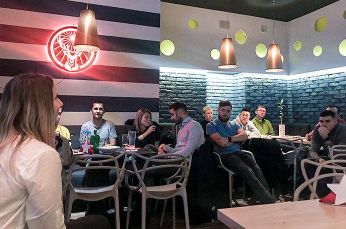First in Poland Shopify Meetup