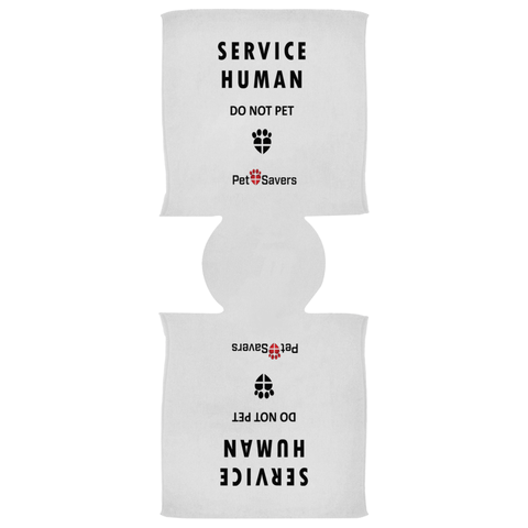 Service Human Can Cooler