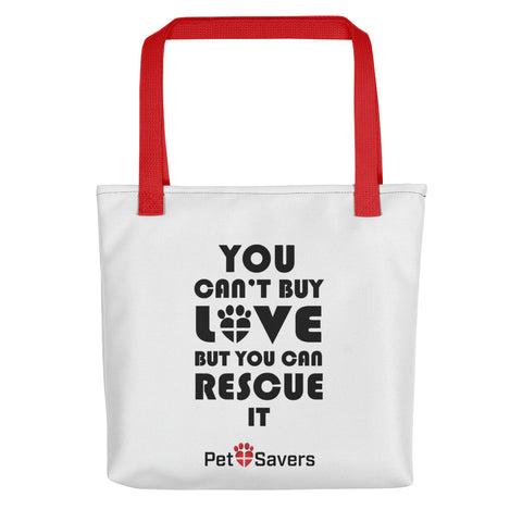 Can't Buy Love Tote bag