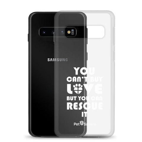 Can't Buy Love Samsung Case