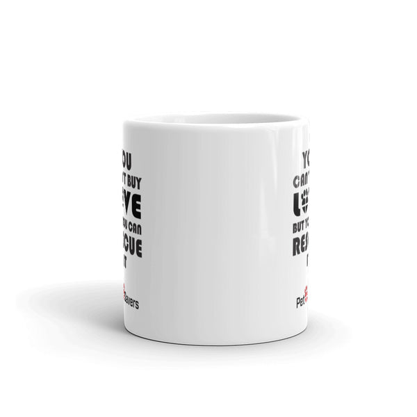Can't Buy Love Mug