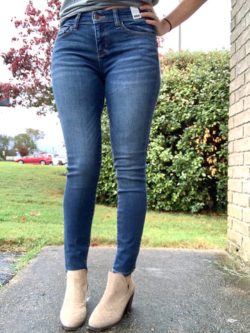 Classic Judy Blue Skinny Jeans