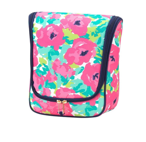 Hanging Travel Caddy - Floral
