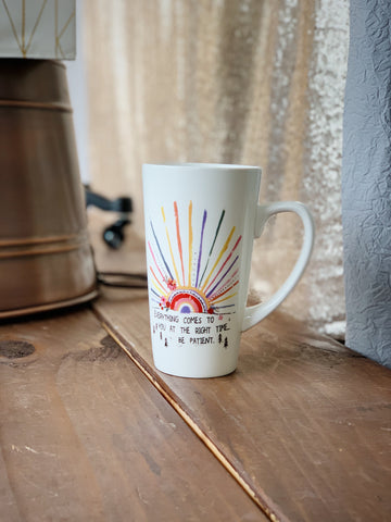 Sunrise Latte Mug
