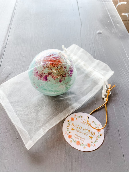 Mermaid - Fizzy Bath Bomb