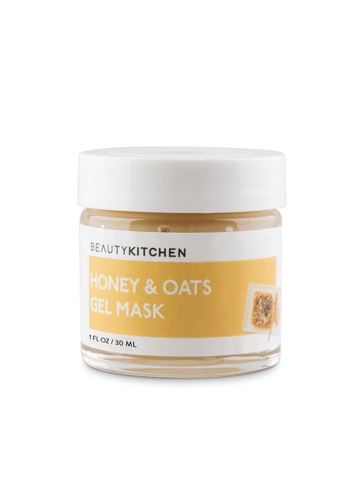 Honey and Oats Gel Mask