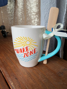 No Wake Zone Mug