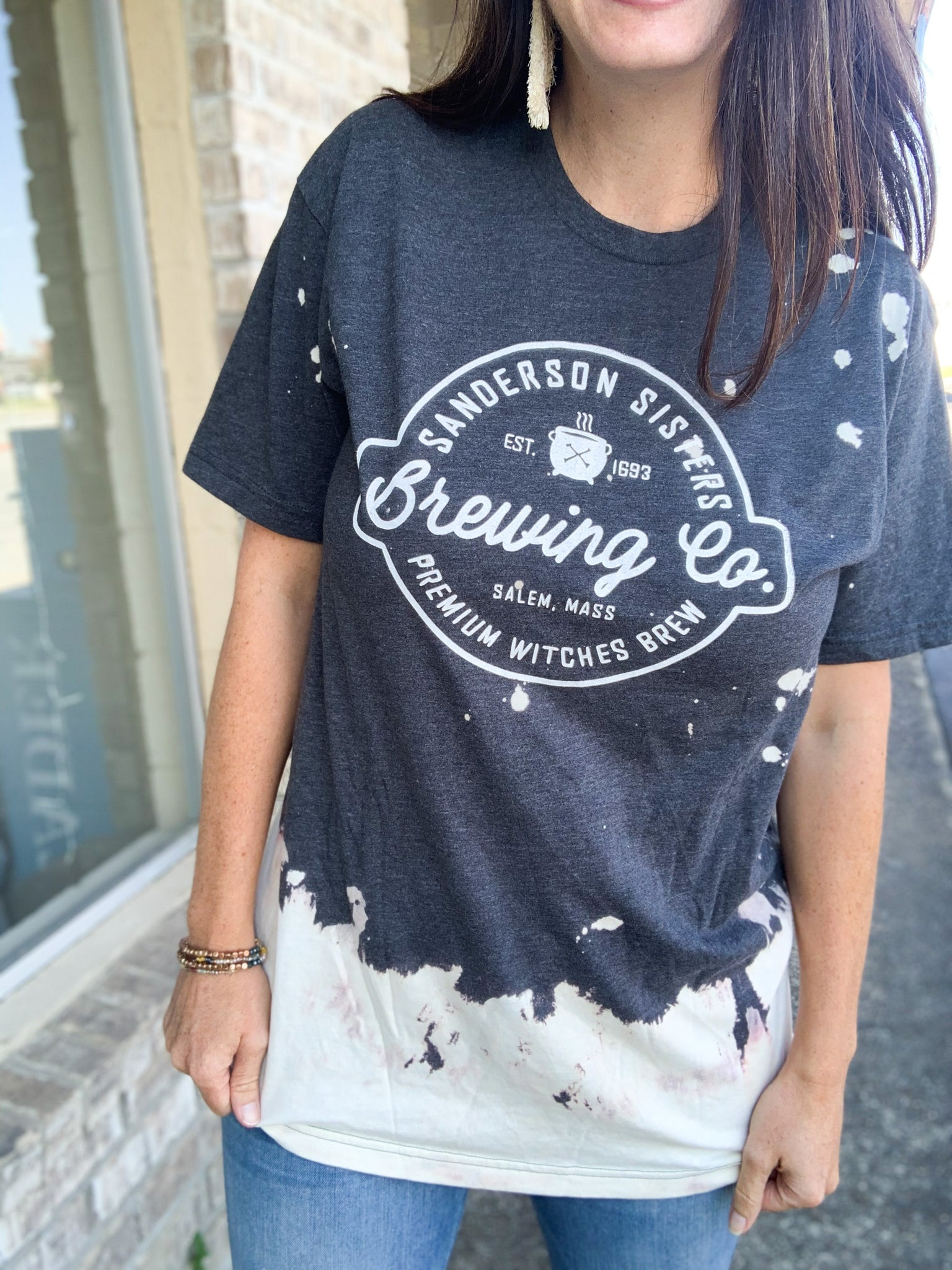 Bleached Sanderson Brewing Co T-Shirt